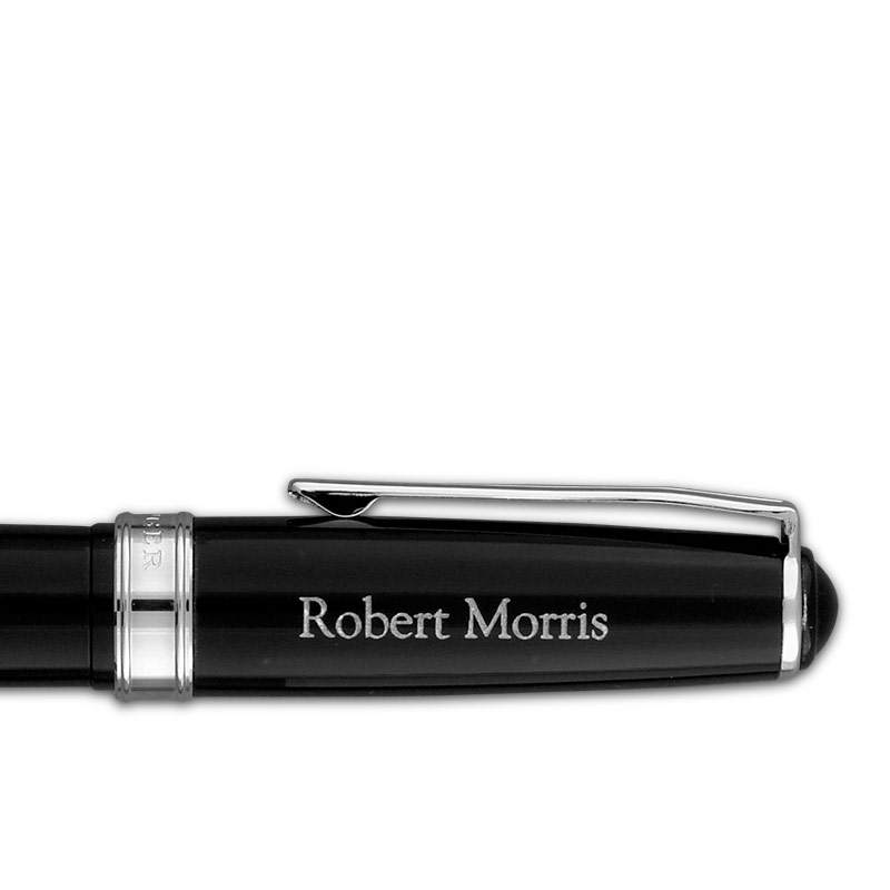 True Writer® Obsidian Mini Ballpoint, Personalization