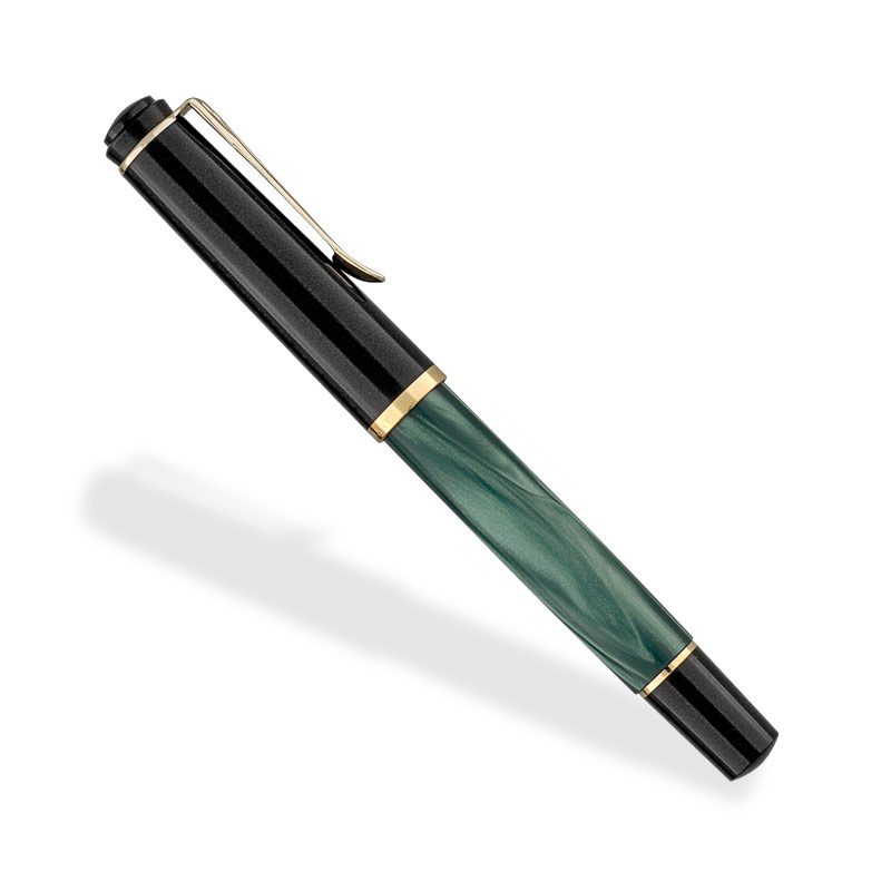 Pelikan Tradition M200 Fountain Pen (F,M)