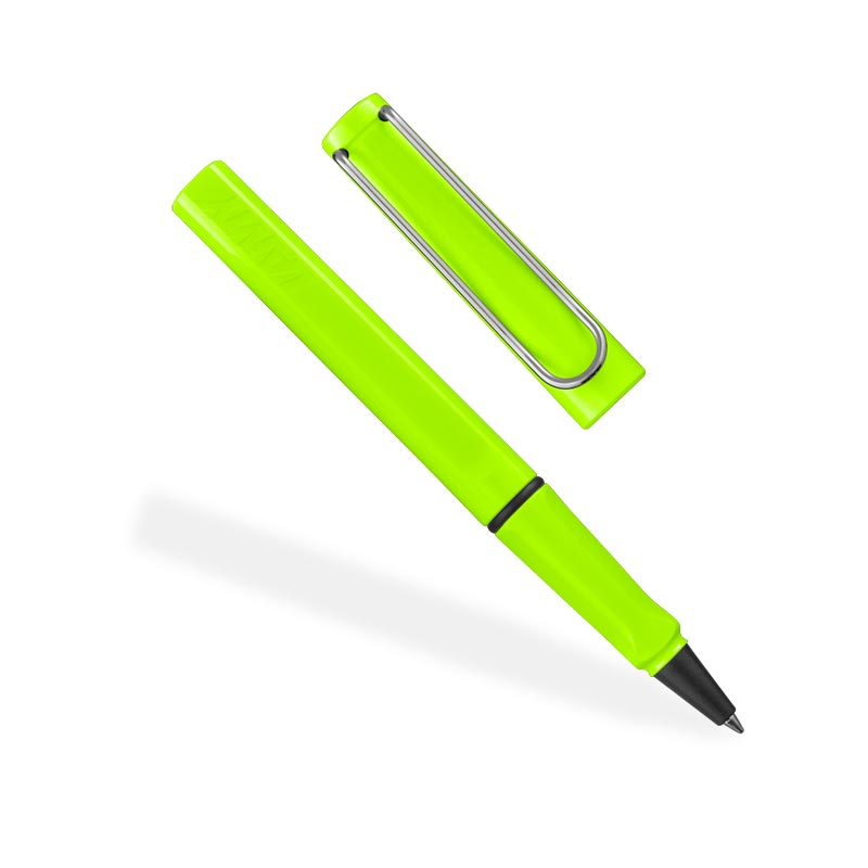 Lamy Safari Rollerball, Lime