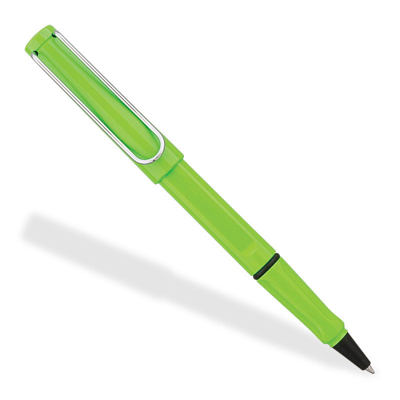 Lamy Safari Rollerball, Apple Green