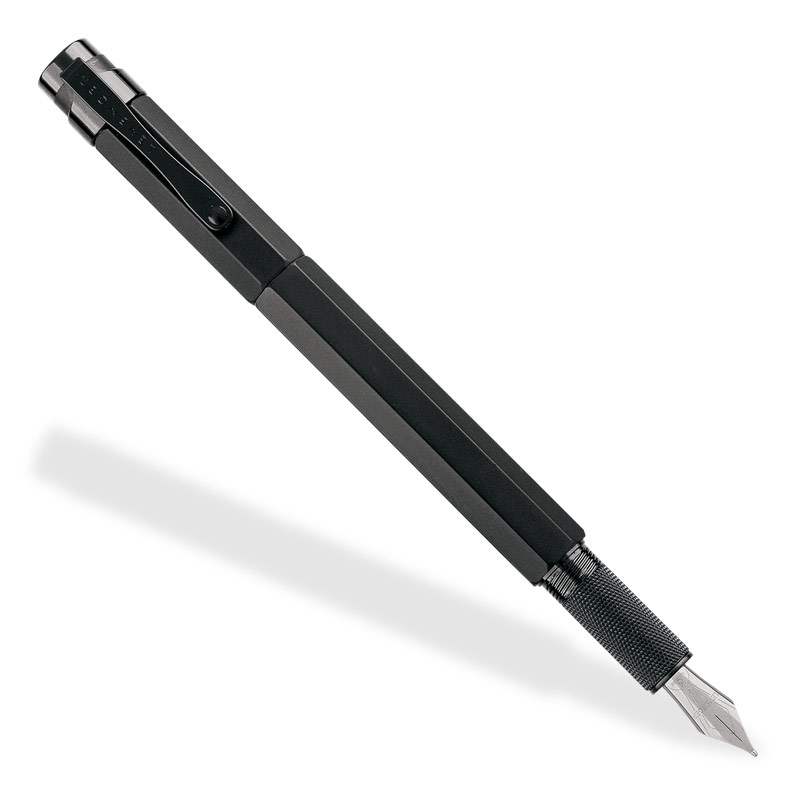 L-Tech Stealth Fountain Pen (M)