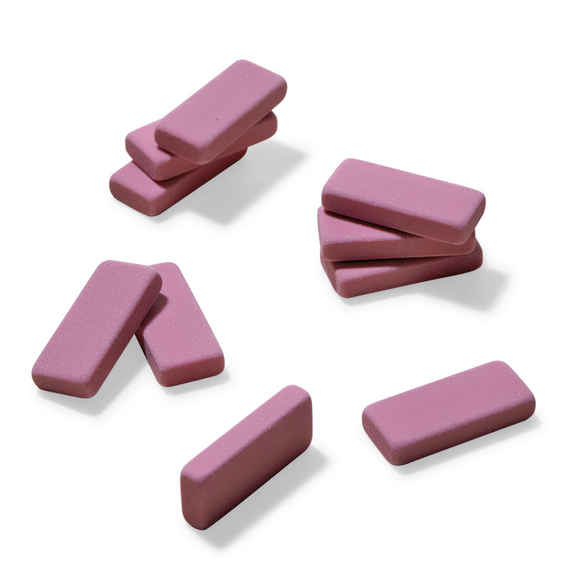 Palomino Blackwing Erasers (Set of 10), Pink