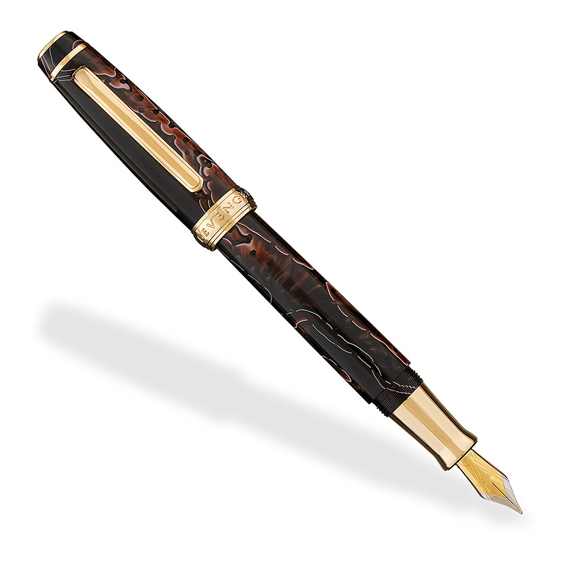 Chesterton Espresso Fountain Pen