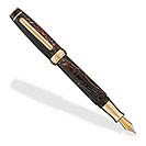 Chesterton Espresso Fountain Pen (F,M)
