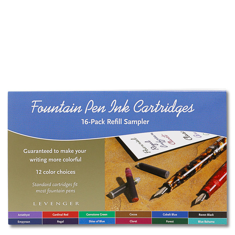 Ink Cartridge Sampler Pack (set of 16)