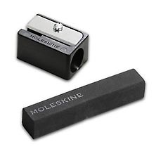 Moleskine Eraser & Sharpener Kit