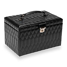 Caroline Extra-Large Jewelry Box