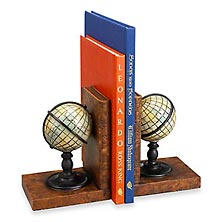 Atlas Bookends (set of 2)