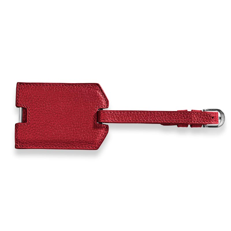 VIP Personalized Luggage Tag, Red