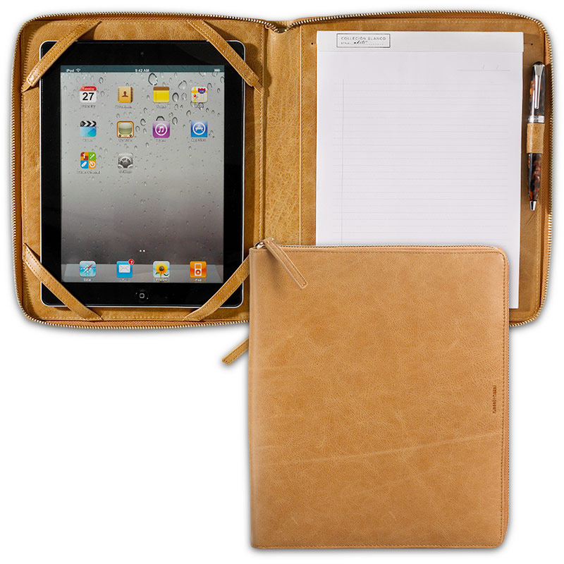 Tablet Folio, Camel