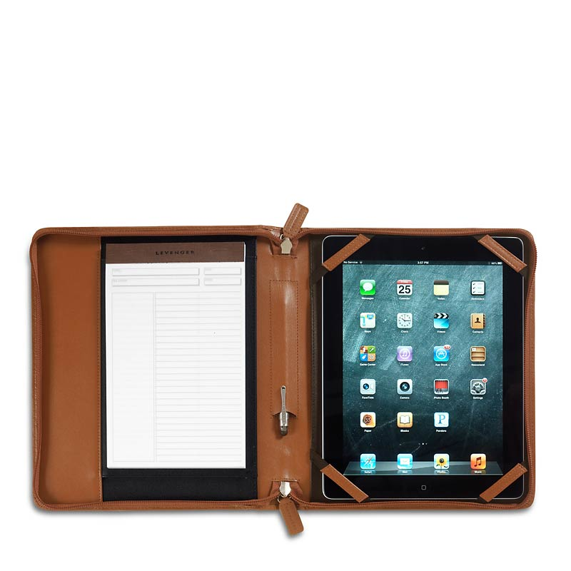 Freeleaf iPad Folio with Pen Seelve