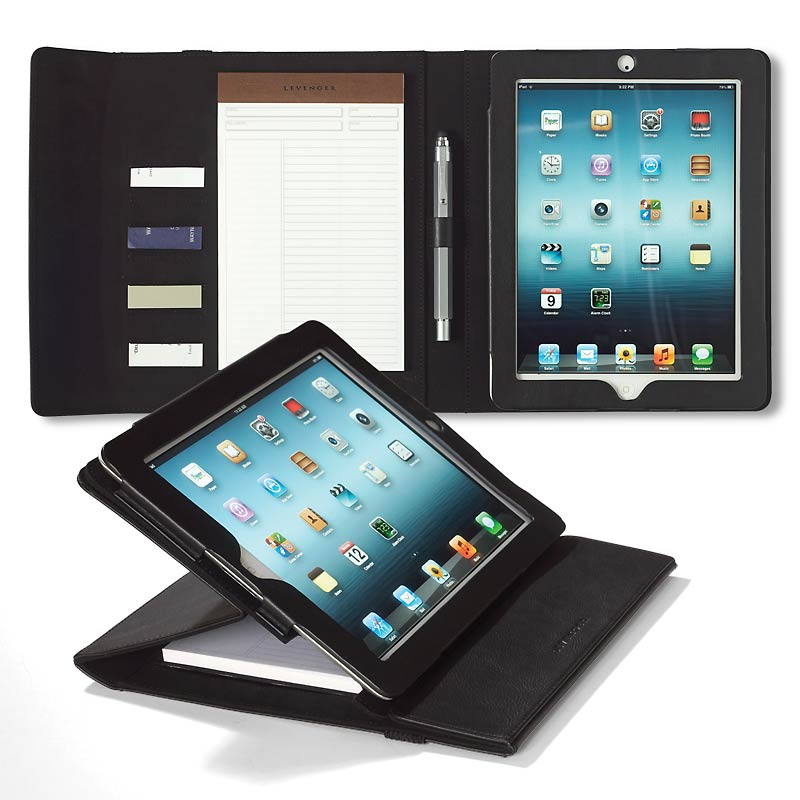 Work & Play iPad® Folio