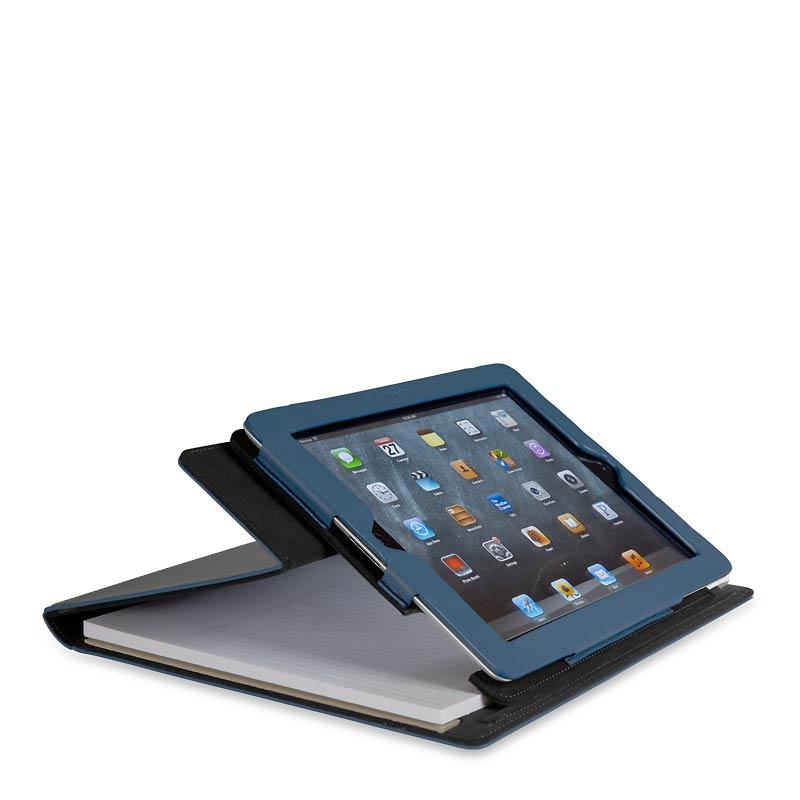 Work & Play iPad Folio Letter - Black