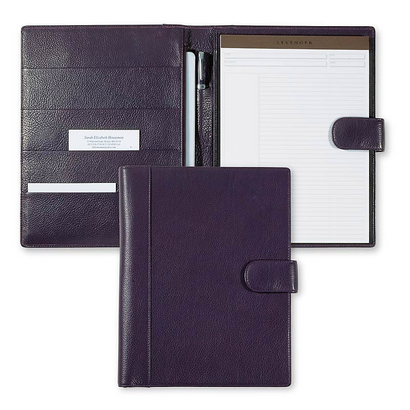 Softolio Letter - Black W/Monogram