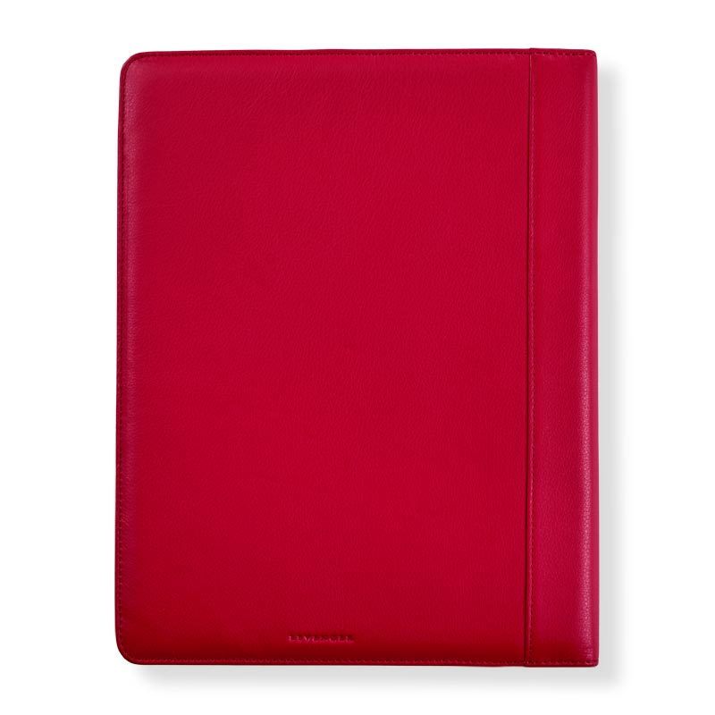 Executive Folio, Letter - Red