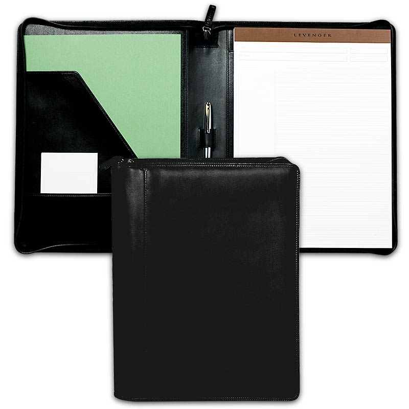 Zipped Essential Folio