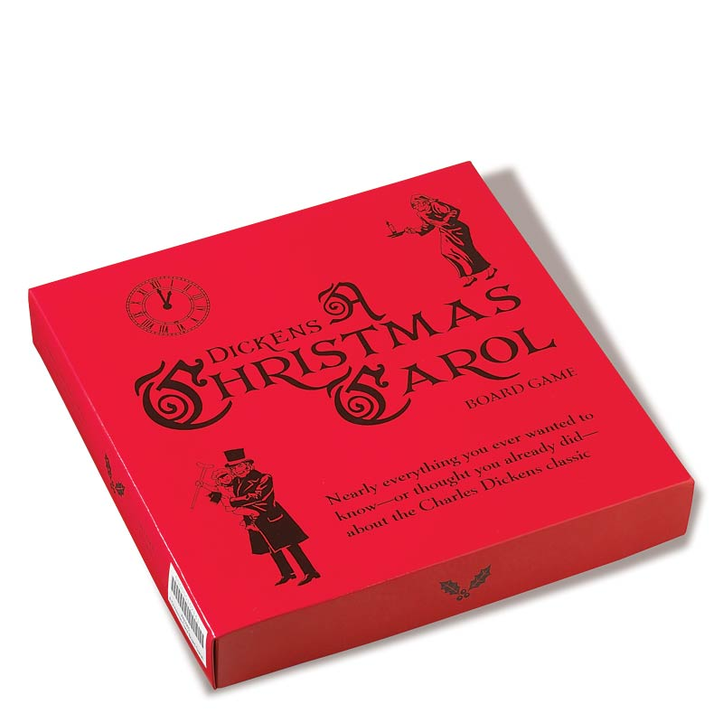 A Christmas Carol Board Game