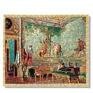 Winston Churchill Tapestries Woodcut Puzzle