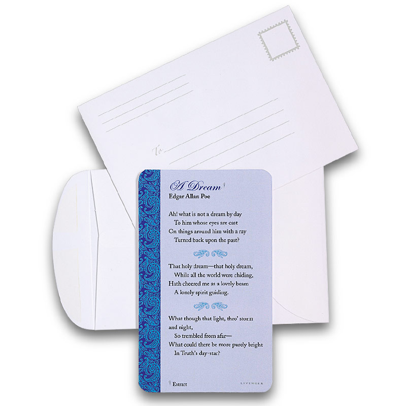 Shirt Pocket Poetry (30 cards & pouch)