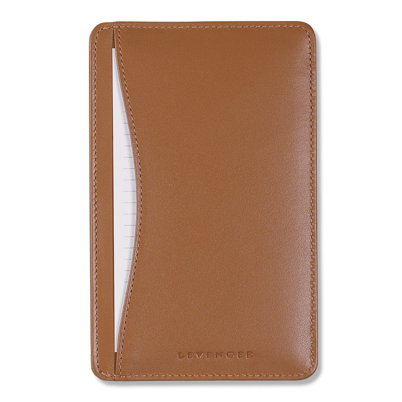 Slim Wallet Writer™, Saddle