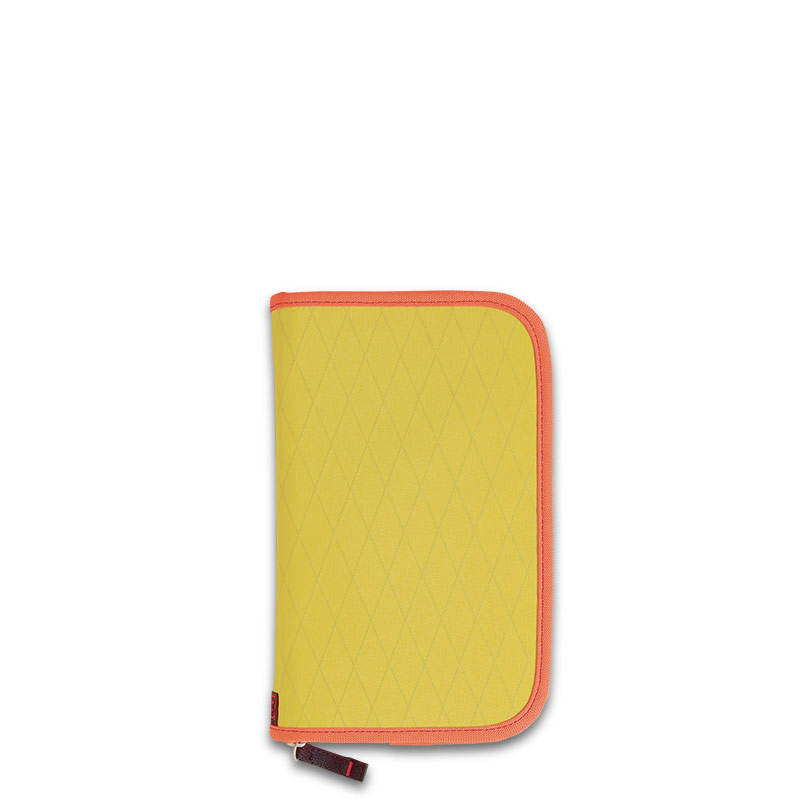 Classic Moleskine® Carrier, Yellow/Orange