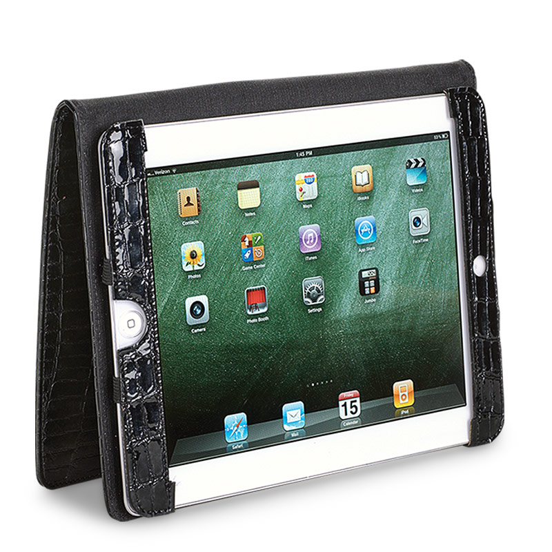 Tabula Convertible iPad Stand, Black
