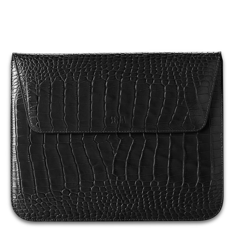 Executive iPad Sleeve, Black