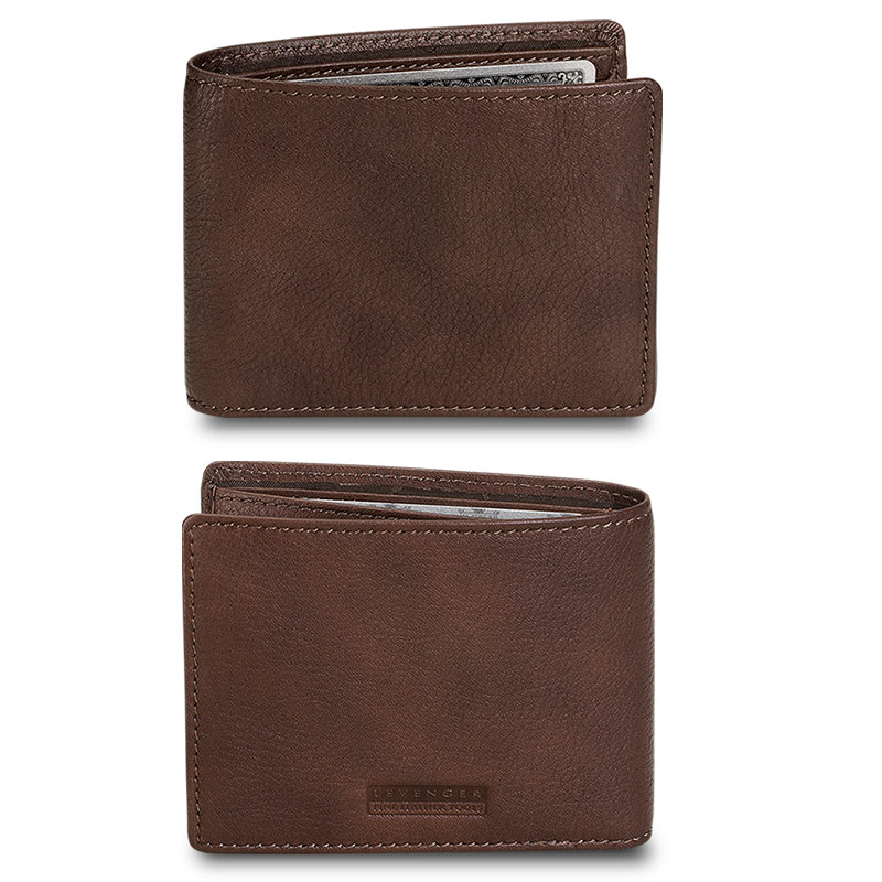 Belmont Triple Billfold Wallet