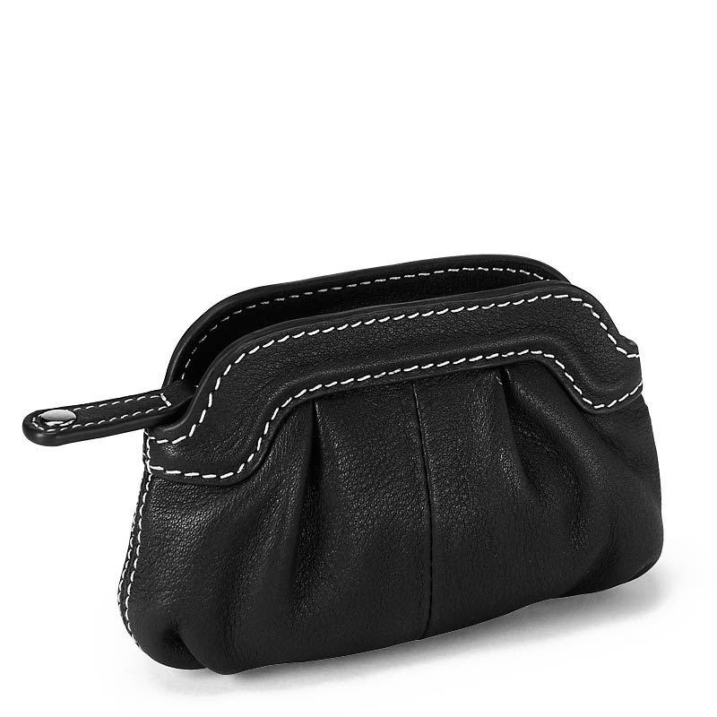 Carezza Petit Pouch, Black