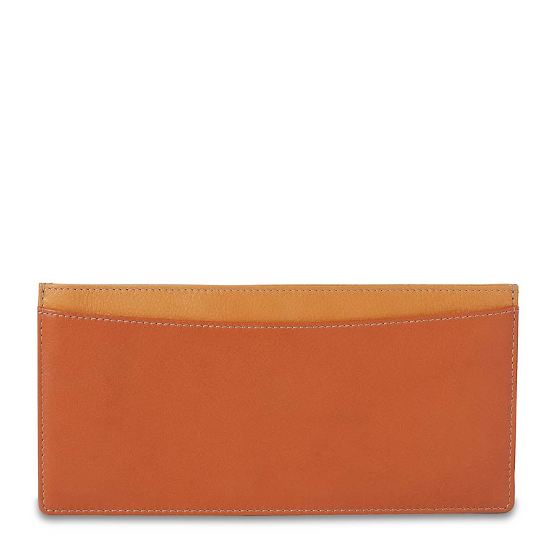 Shades Travel Wallet, Sienna