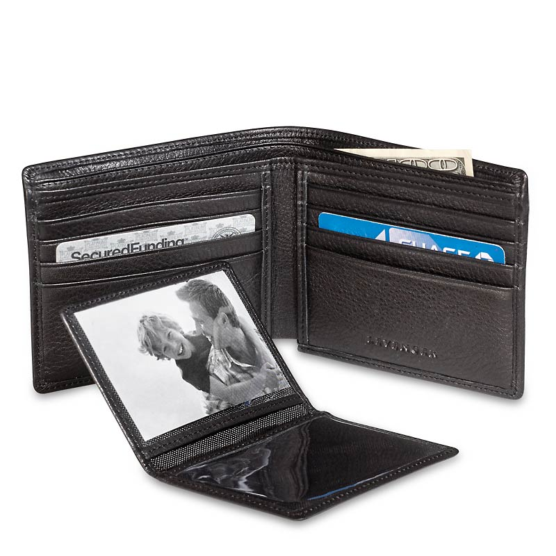 Security Passcase-Black