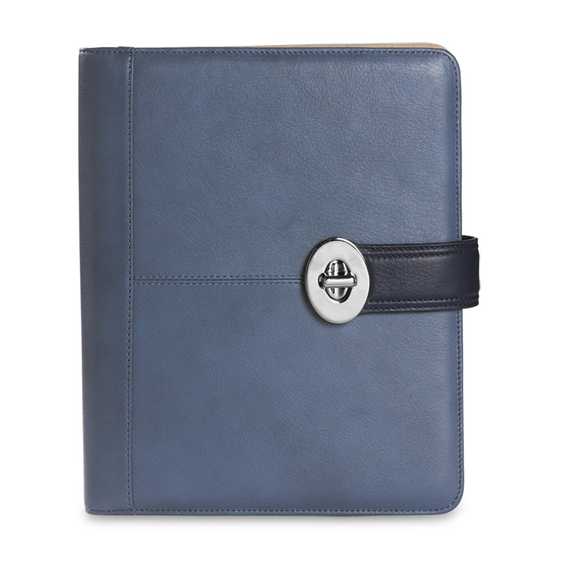 Raffinato Color Block iPad Case Cornflower