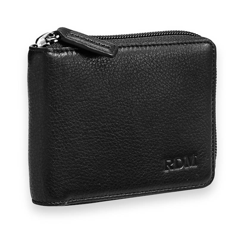 Zipster Wallet, Black