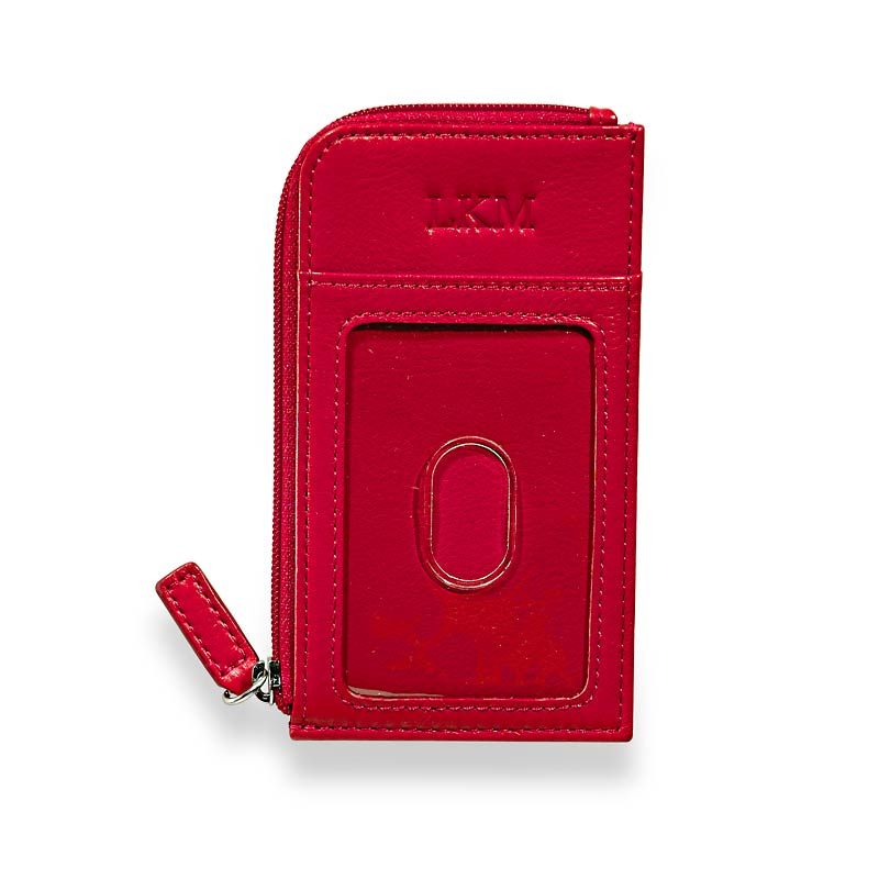 RFID Passcase, Red
