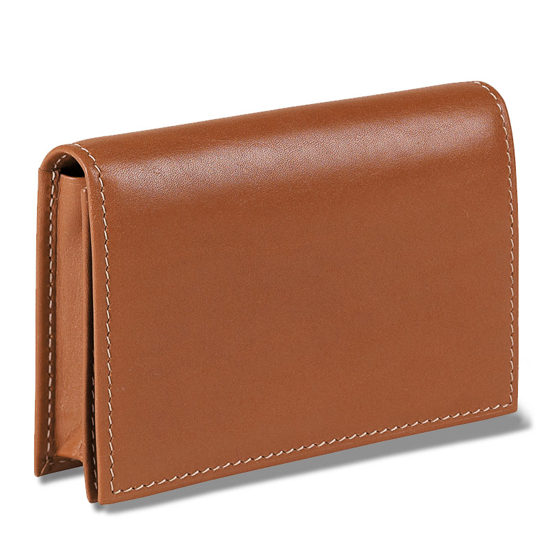 Card Wallet, Saddle
