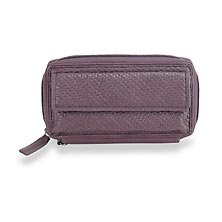 Tuscany Phone Wallet, Lavender/Grey