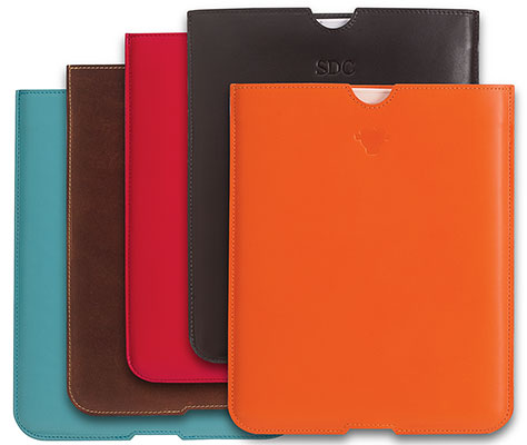 English Leather iPad Sleeve
