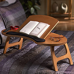 Bed table for reading mobileread forums for Less expensive furniture