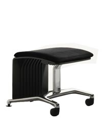 Leap Ottoman - Levenger Benches & Ottomans - Office & Home Furniture Store