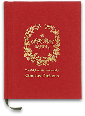 "Quick! Charles Dickens is on deadline for ""A Christmas Carol"""