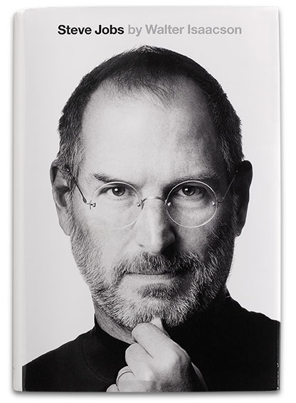 Message from Steve Leveen: 100 signed copies of Steve Jobs's biography by Walter Isaacson