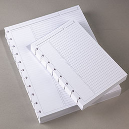 300 Circa Recycled Annotation Ruled Refill Sheets