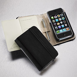 Moleskine Digital Folio for iPhone 3G/3GS 
