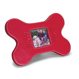 Bow Wow Doggie Photo Frame