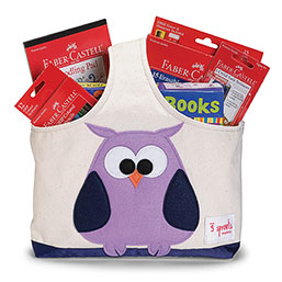 Owl Organic Storage Caddy