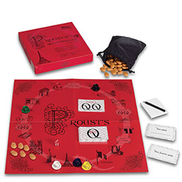 Proust's Questionnaire Board Game