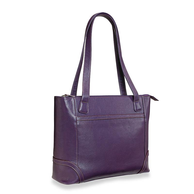 Fortunata Tote Women S Leather Tote Levenger