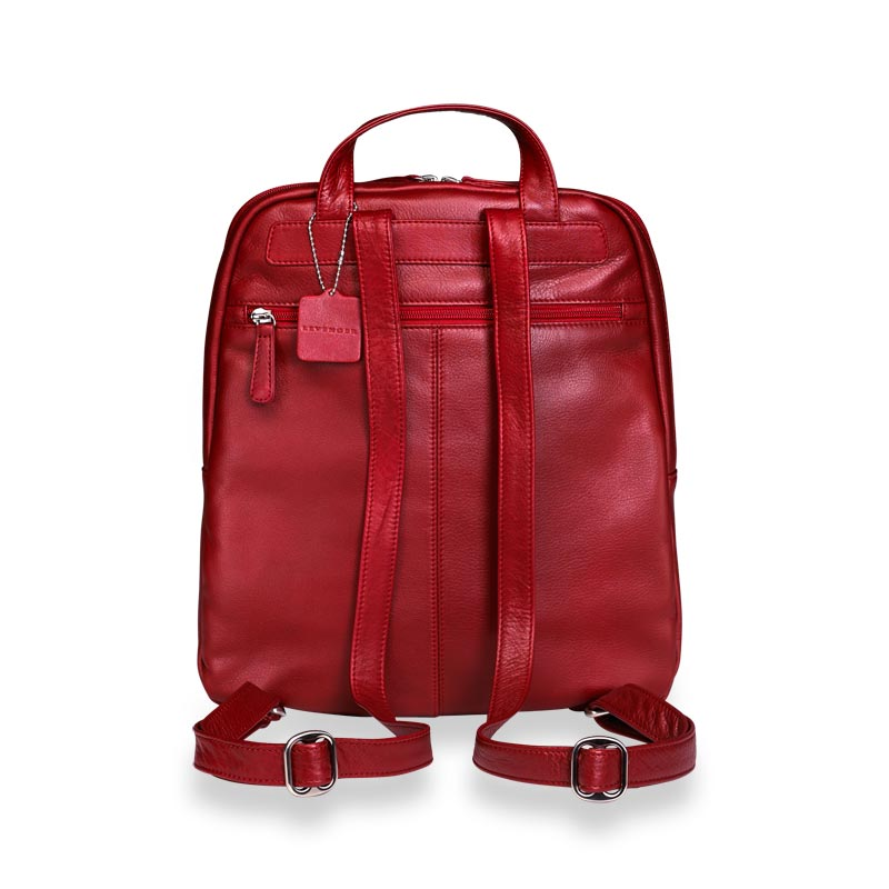 Compact Laptop Backpack Levenger