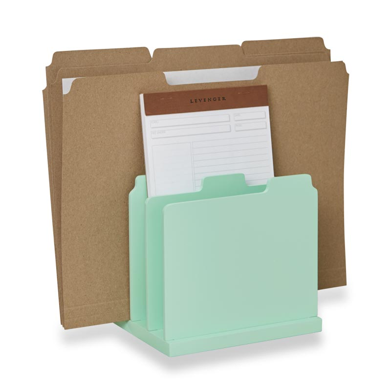 simple structure tab sorter mint