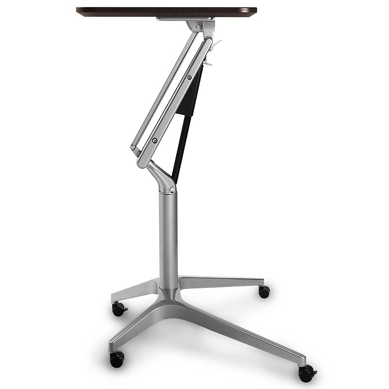 Sit-to-Stand Rolling Workstation - Levenger®